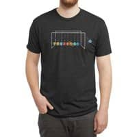 Planet System - mens-triblend-tee - small view