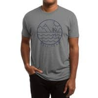 Hell Yeah - mens-triblend-tee - small view