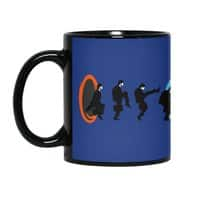 Ministry of Silly Portal - black-mug - small view
