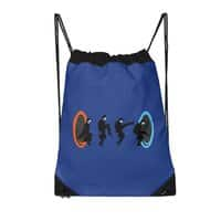 Ministry of Silly Portal - drawstring-bag - small view
