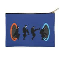 Ministry of Silly Portal - zip-pouch - small view