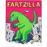 Fartzilla - small view