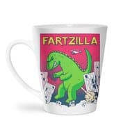 Fartzilla - latte-mug - small view