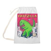 Fartzilla - laundry-bag - small view