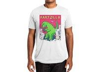 Fartzilla - mens-extra-soft-tee - small view