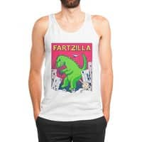 Fartzilla - mens-jersey-tank - small view