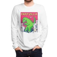 Fartzilla - mens-long-sleeve-tee - small view