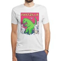 Fartzilla - mens-triblend-tee - small view