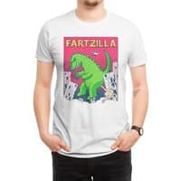 Fartzilla - mens-regular-tee - small view
