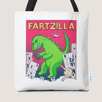 Fartzilla - small view