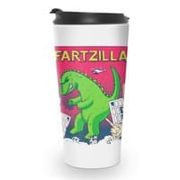 Fartzilla - travel-mug - small view