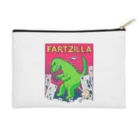 Fartzilla - zip-pouch - small view