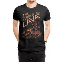 The Floor is Lava - mens-regular-tee - small view