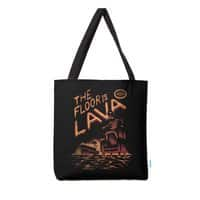 The Floor is Lava - tote-bag - small view