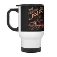 The Floor is Lava - travel-mug-with-handle - small view