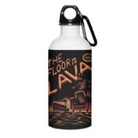 The Floor is Lava - water-bottle - small view