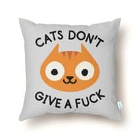 Careless Whisker - throw-pillow - small view
