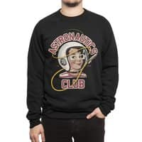 Astro Club - crew-sweatshirt - small view