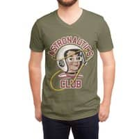 Astro Club - vneck - small view