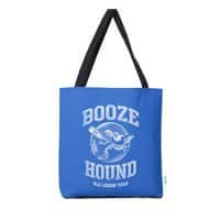 Booze Hound - tote-bag - small view