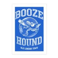 Booze Hound - vertical-print - small view
