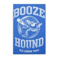 Booze Hound - vertical-stretched-canvas - small view