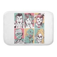The Monster Mash - bath-mat - small view
