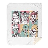The Monster Mash - blanket - small view