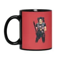 Zombie Slayer - black-mug - small view