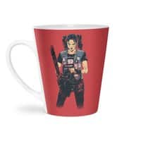 Zombie Slayer - latte-mug - small view