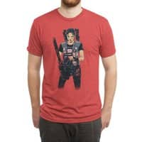Zombie Slayer - mens-triblend-tee - small view