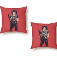 Zombie Slayer - throw-pillow - small view