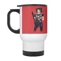 Zombie Slayer - travel-mug-with-handle - small view