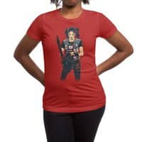 Zombie Slayer - womens-regular-tee - small view