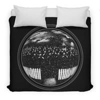 The Undead at My Doorstep - duvet-cover - small view