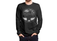 The Undead at My Doorstep - mens-long-sleeve-tee - small view