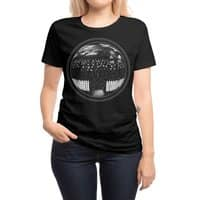 The Undead at My Doorstep - womens-regular-tee - small view