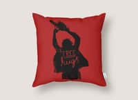 Free Hugs - throw-pillow - small view