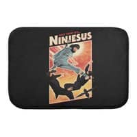 Ninjesus - bath-mat - small view