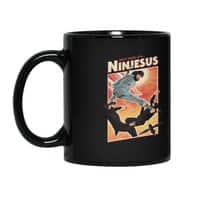 Ninjesus - black-mug - small view