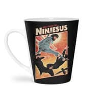 Ninjesus - latte-mug - small view