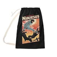Ninjesus - laundry-bag - small view