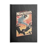 Ninjesus - notebook - small view