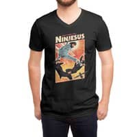 Ninjesus - vneck - small view