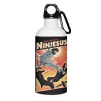 Ninjesus - water-bottle - small view