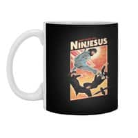 Ninjesus - white-mug - small view