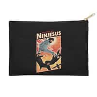 Ninjesus - zip-pouch - small view