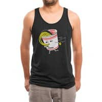 Quick Meal in a Rush! - mens-triblend-tank - small view