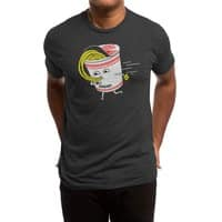 Quick Meal in a Rush! - mens-triblend-tee - small view