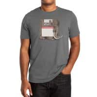 Prehistoric - mens-extra-soft-tee - small view